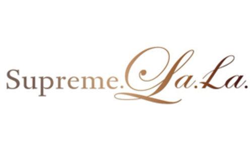 supreme-lala 方格单肩包