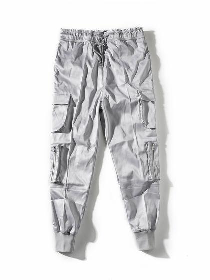 aphelion aphelion 男款 休閑褲 aphelion 回到未來絲滑八袋工裝束腳褲