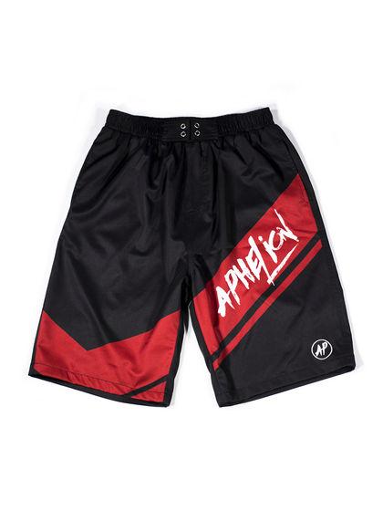 aphelion|aphelion|男款|短裤|aphelion 复古街头运动沙滩印花刺绣速干短裤
