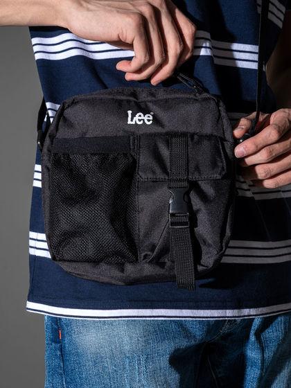 Lee|男款|手拎包/單肩包|Lee 男士休閑單肩包