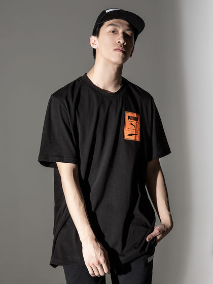 PUMA|PUMA|男款|T恤|PUMA Recheck Pack Graphic Tee 男子短袖T恤