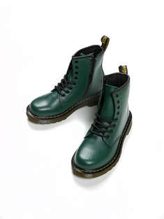 Dr.Martens KIDS|男|女|Dr.Martens KIDS 男女潮童4-10岁 LACE BOOT YOUTHS中帮靴