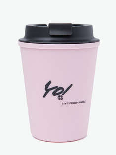 YO!COFFEE.|男|女|YO!COFFEE. RIVERS SLEEK密封咖啡随行杯