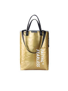 FAITH&FEARLESS|男|女|FAITH&FEARLESS TOTE SOFT GOLD 金色手拎袋