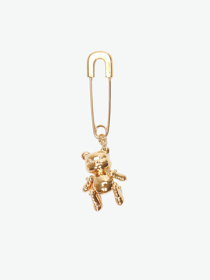 AMBUSH|AMBUSH|男款|首饰|AMBUSH  INFLATED TEDDY BEAR EARRING