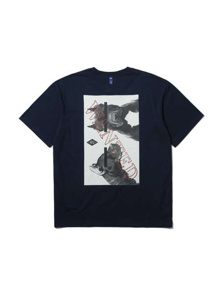 MADNESS|MADNESS|男|短袖T恤|MADNESS WANTED PRINT TEE