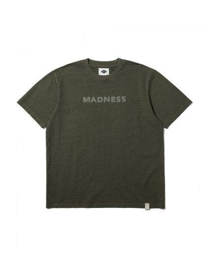 MADNESS|MADNESS|男款|T恤|MADNESS WASHED LOGO TEE