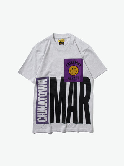 CHINATOWN MARKET|CHINATOWN MARKET|男款|T恤|CHINATOWN MARKET SMILEY ROCKIES T-SHIRT
