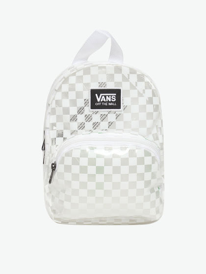 VANS|VANS|男款|双肩包|VANSGETTIN IT MINI BACKPACK 棋盘格双肩包
