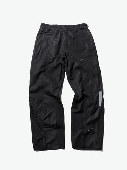 A COLD WALL|A COLD WALL|男款|休闲裤|A COLD WALL DRAPED TROUSER WITH FUSE TAPE 黑色 ACW-MF19-TNB05